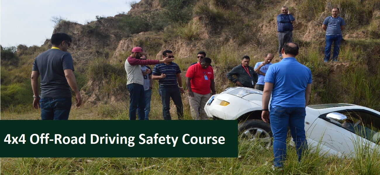 4X4 Off-Road Driving Safety Course Banner 2