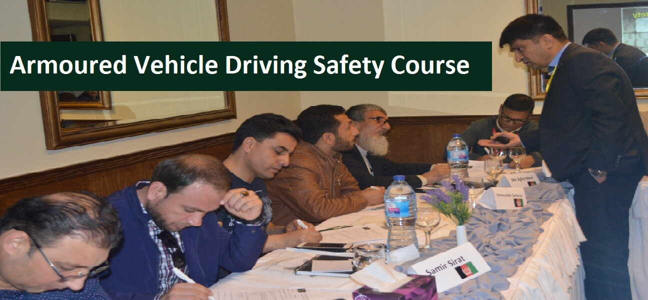 AV Driving Safety Course